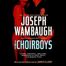 The Choirboys Audiobook by Joseph Wambaugh Narrated by Oliver Wyman