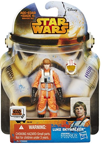 Star Wars Saga Luke Skywalker (Star Wars Saga Legends Luke Skywalker Figure)