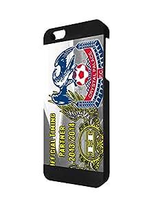 Iphone 6 6S Plus (5.5 Inch) Funda Case Crystal Palace FC Football Team Logo Anti-shock Iphone 6 Plus Phone Accessory Funda Case