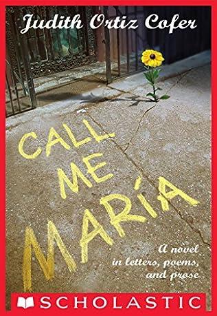 book cover of Call Me Maria