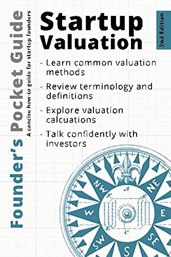Founder S Pocket Guide  Startup Valuation