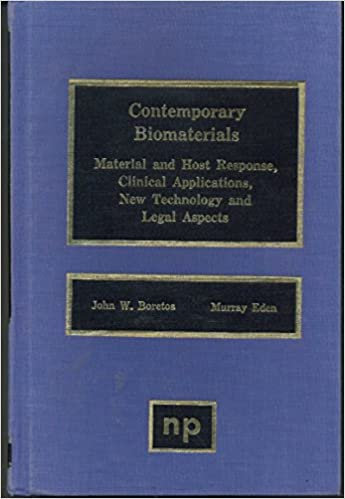 Contemporary Biomaterials