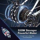 VIVI Folding Electric Bike for Adults, 26 inch