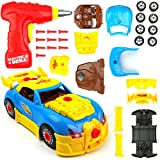 Big Mo's Toys 661-184 Build Your Own Race Car