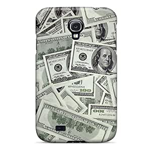 Excellent Design Benjamins Case Cover For Galaxy S4
