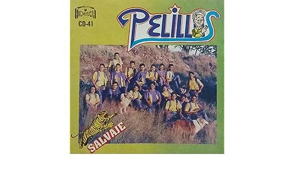 PELILLOS (BANDA PELILLOS)  - PELILLOS - SALVAJE (BANDA PELILLOS)  - Amazon.com Music