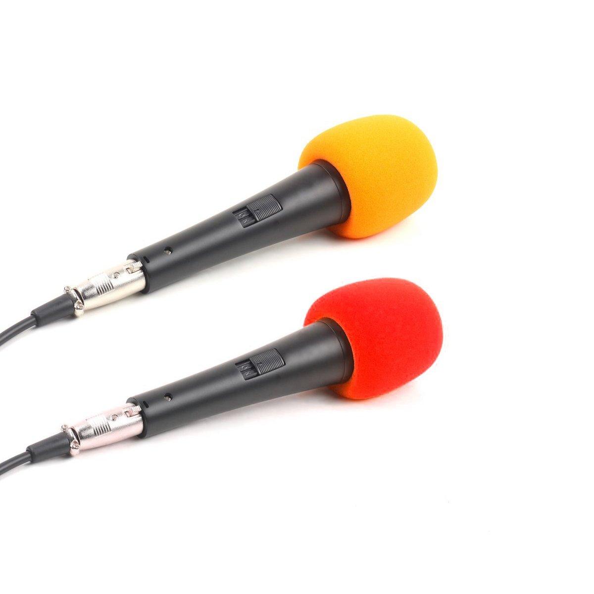 Mikrofon Windschutz in allen Farben kaufen und bedrucken lassen