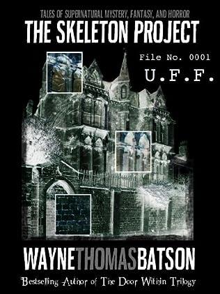 book cover of U.F.F.