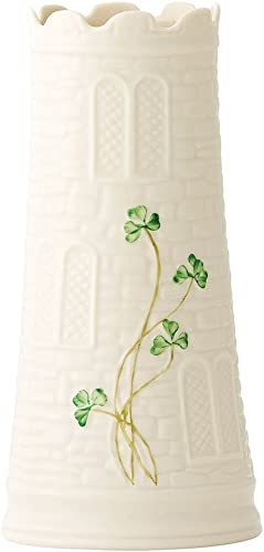 Belleek 2223 Castle Vase