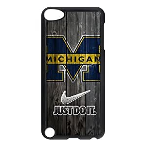 Pink Ladoo? iPhone 6 Case Phone Cover NCAA Michigan Wolverines logo black