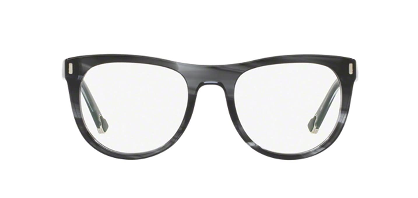 Striped Anthracite DG3248F-2924-52 Dolce/&Gabbana DG3248F Eyeglass Frames 2924-52
