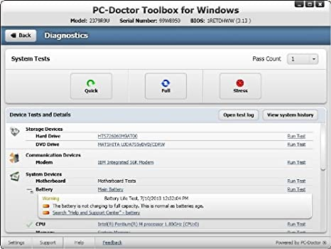 PC-Doctor Toolbox for Windows [Download]