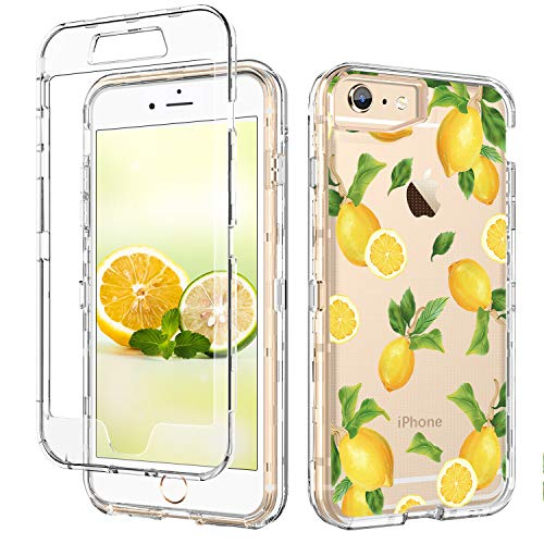 GUAGUA Transparent Printed Shockproof Protective product image