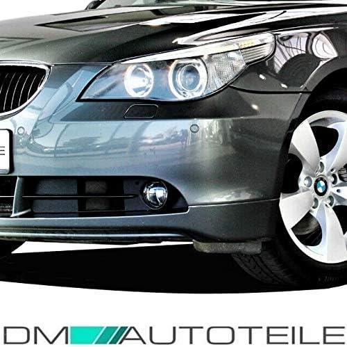 DM Autoteile Satz HB4 Nebelscheinwerfer passt f/ür E60 E61 E90 E91 E63 E64 X3 E83 auch M