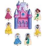 Fairy Princess Cake Topper Set