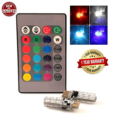 Color Changing Led Dome Lights - 4