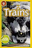 img - for Trains (National Geographic Kids Readers, Level 1) book / textbook / text book