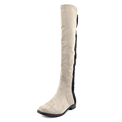 d79414b8d1a Unisa Gillean Fashion Over The Knee Boots Womens New Display  Amazon.co.uk   Shoes   Bags