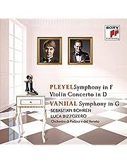 Pleyel & Vanhal: Symphony in G Minor