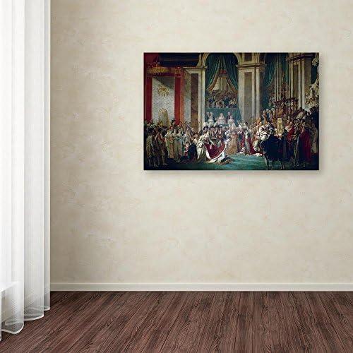 Coronation Of Napoleon And Josephine