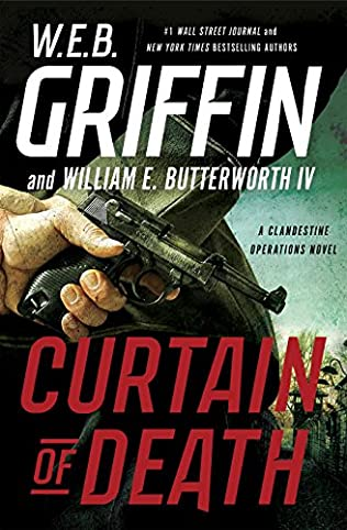book cover of Curtain of Death