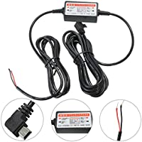 Mini USB Wire Cable Car Charger Kits fr Camera Recorder DVR Exclusive Power Box