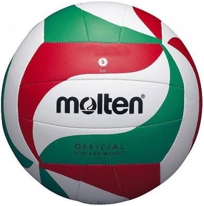 MOLTEN - Pelota de Voleibol (sintética, Cosida a Mano), Color ...