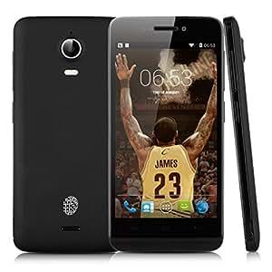"Blackphone BP1 - Smartphone 4G Libre Android 4.4 (Quad Core, Pantalla 4.7"", IPS 1280*720 HD, 1GB RAM, 16GB ROM, Dual Cámara 8.0MP y 2.0MP, GPS) Negro"