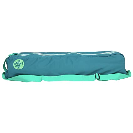 Amazon.com : Manduka GO Light Yoga Mat Bag Delmara, One Size ...