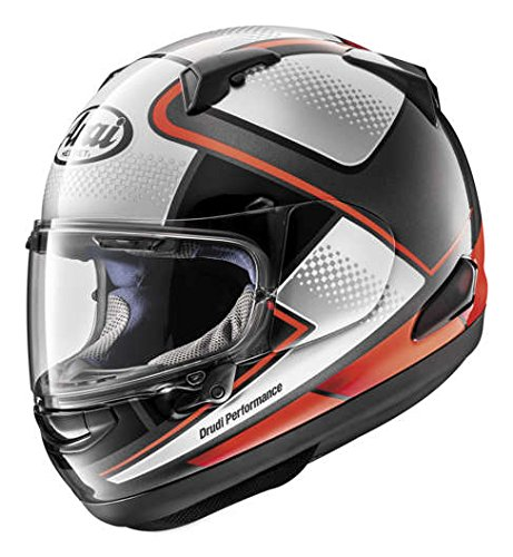 Price comparison product image Arai Quan-x Box Red Xs Full-face Helmets Pn:806520