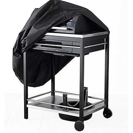 Fhz Cubierta protectora del horno para exteriores, 600D Paño ...