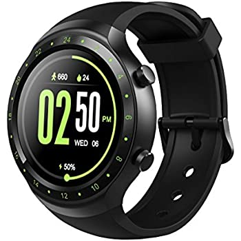 Diggro DI07 Smart Watch Android 5.1 MTK6580 1.1GHz Support 3G Wifi Nano SIM GPS Calling Reminder Heart Rate Monitor Sport Pedometer for Andriod IOS ...