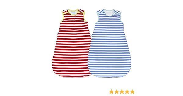 The Gro Company - Saco de dormir para bebé (Hamaca Playa y, 1.0 TOG, 18 - 36 meses, 2 unidades): Amazon.es: Bebé