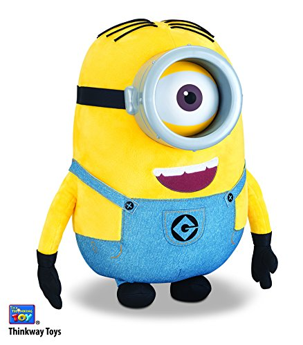 Despicable Me Jumbo Plush Minion Stuart Toy Figure