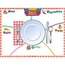 Magnetic Mealtime Board Game - Super Duper Educational Learning Toy for Kids