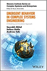 Emergent Behavior in Complex Systems Engineering: A Modeling and Simulation Approach (Stevens Institute Series on Complex Systems and Enterprises) Hardcover