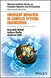 img - for Emergent Behavior in Complex Systems Engineering: A Modeling and Simulation Approach (Stevens Institute Series on Complex Systems and Enterprises) book / textbook / text book