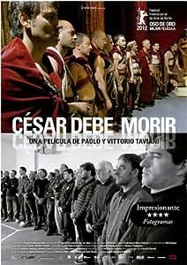 César Debe Morir [DVD]
