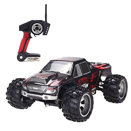 Babrit F9 2.4 GHz 4WD High Speed 50KM/H 1:18 SCALE RC Cars Fast Race RC Cars Remote Control Trucks Racing Vehicle