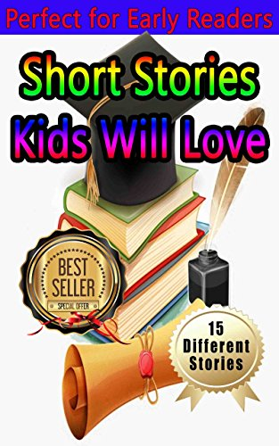 Children's Learning Adventure 3: Bundle with 15 stories, Bedtime story, Beginner readers, Adventure, Teach Values Book, Funny, free story  (prime) Rhymes, Fantasy, (Short Scary Halloween Rhymes)