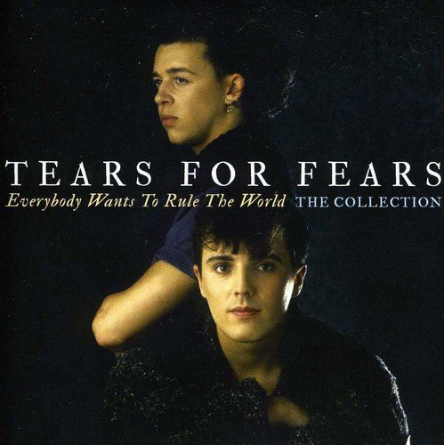 TEARS FOR FEARS - Tears for Fears : Everybody Wants to Rule the World: The  Collection - Amazon.com Music