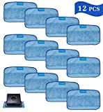 I-clean 12-Packs Wet Mopping Cloths for Braava Floor Mopping...