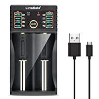 USB Speedy Charging Smart Battery Charge...