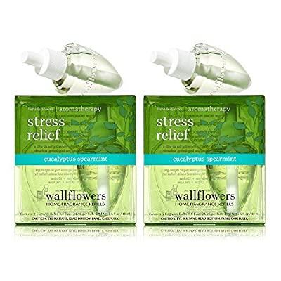 Bath and Body Works Wallflowers 4-Pack Refills