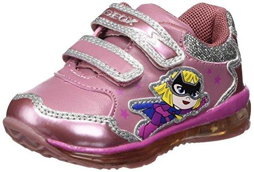 Rosa A Geox Pink Bebés Todo dk Para B Zapatillas wwBZYq
