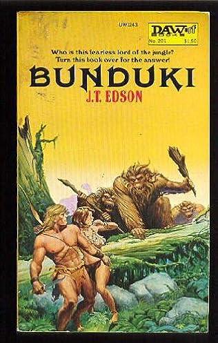 book cover of Bunduki