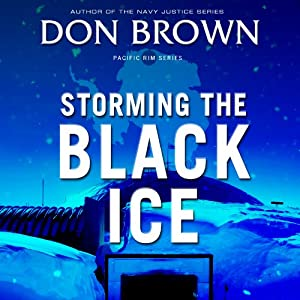 Storming the Black Ice Hörbuch