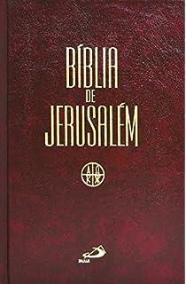 Resultado de imagem para LIVRO Bíblia de Jerusalém – 1ª Ed. 1966 – Vários Autores