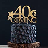 50, 40, 30, 20 is Coming Cake Topper, Game of Thrones Cake Topper, Game of Thrones Birthday Cake, Winter is Coming, GOT Party Toppers, GOT Fans