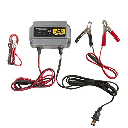 Auto Meter BEX-1500 BEXSeries - Cargador de batería (1,5 A)